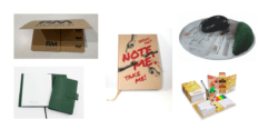 Promotional office supplies