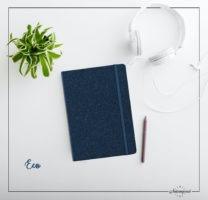 Le carnet de notes personnalisable par Intemporel