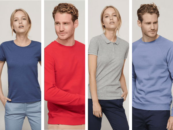 SOLO Group presents new products in organic cotton or recycled polyester
